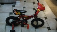 12in Toddler Disney Cars Huffy Bike w/racing Sound Sterling Heights, 48313
