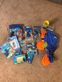 Finding Nemo and Finding Dory Variety Pack Rochester Hills, 48307