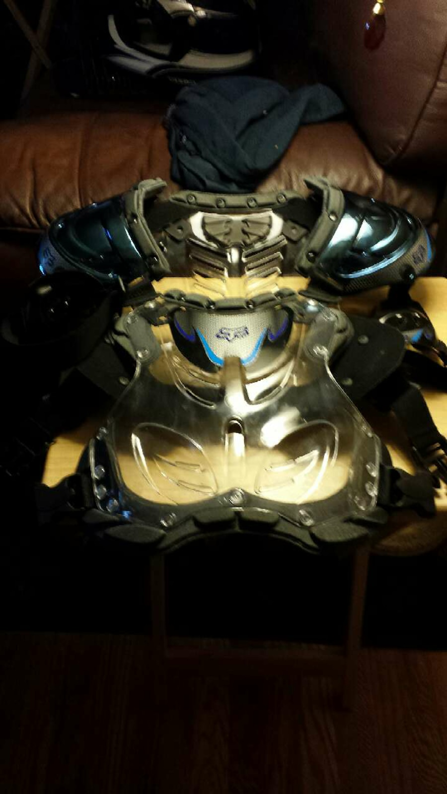 Fox Youth Large Chest Protector ATV/Motocross  - Ewing