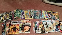 Comic lot much more than pic