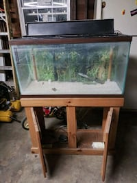 Fish tank is in good condition Dover