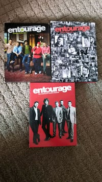 Entourage Season 3 and 4 Vancouver, V6C 3T3