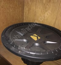 Kicker 38 cm    400 watt Model:10ES154 Fatih, 34134