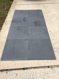 Foam exercise mat Upper Marlboro, 20774