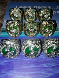 EAGLE'S CHAMPIONSHIP RINGS  Ewing Township, 08638