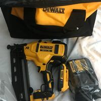 yellow and black Dewalt power drill Silver Spring, 20906