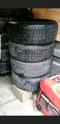 235/60R16 winter tire avalanche  80 set (4) 557 km