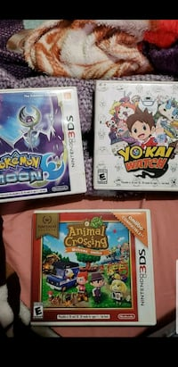 3ds games Los Angeles, 90063