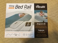Toddler Inflatable Bed Rails (Travel)