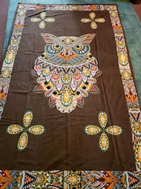 Owl Cover/Throw Tapestry  Amherst, 44001