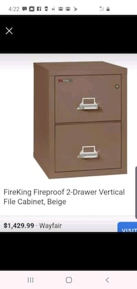 Fireproof Safe Slaughters, 42456