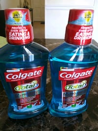 two Colgate mouthwash. Waldorf, 20602