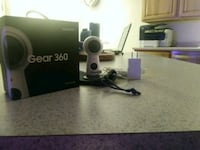 Priced to SELL! **New In Box** Samsung Gear 360 3252 mi