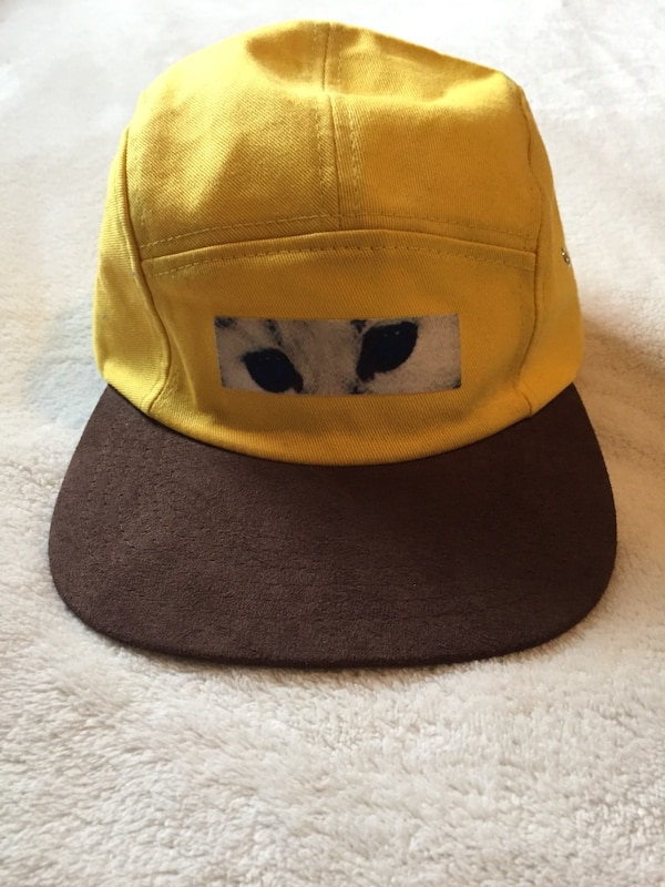 9cd96c98a9c1 Used Black and yellow golf wang hat for sale in Los Angeles - letgo
