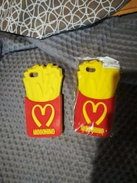 Cover simil moschino iPhone 5s