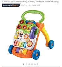 vtech sit to stand learning walker Montgomery Village, 20886