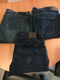 Men's blue jeans  42X 31 Negotiable  Edmonton, T6X 1P3