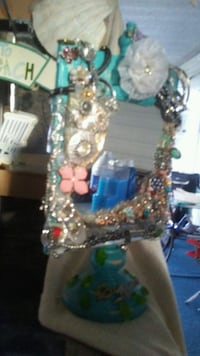 Make up mirror with jewelry attached Nokomis, 34275