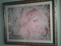 .Print of Athena  goddess of love Hamilton, L8T 2R9