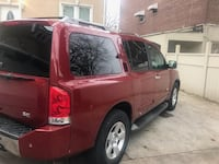 Nissan - Armada - 2007- mint in n out awd 3 row seats runs 100   New York, 10472
