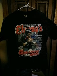 black Elway's Greatest Hits-printed crew-neck t-shirt Tucson, 85705