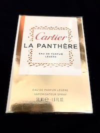 Cartier La Panthere Perfume - New, Wrapped Vancouver, V5S
