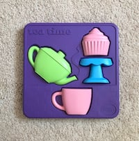 Green Toys tea time puzzle Mississauga, L5M 0H2