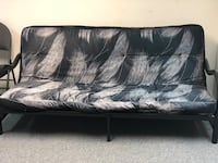 black and gray fabric sofa Vaughan, L6A 0X3