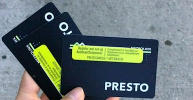 UNLIMITED TTC RIDES CHILD PRESTO