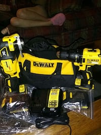 DeWalt cordless hand drill and impact driver Maryville, 37801