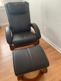 Reclining chair with ottoman Bayonne, 07002