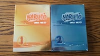 Naruto Uncut Box set 1 and 2