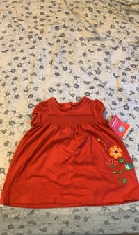 Carters Dress 6 months NWT Brookeville, 20833
