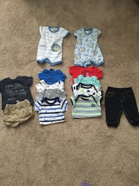 0-3 baby boy clothing Laurel, 20708