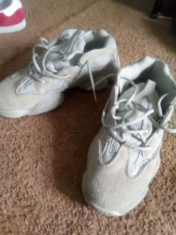 3d58d0ae2 Used Yeezy 500 salt for sale in Decatur - letgo