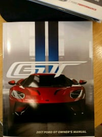 FORD GT OWNERS MANUAL Destin, 32541