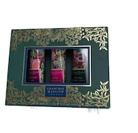 Crabtree & Evelyn 3 Pc Hand Therapy Set Fairfax, 22031