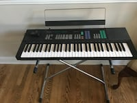 Yamaha PSA 32 keyboard with stand and power supply Orchard Hills, 21742
