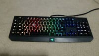 RAZER Blackwidow Keyboard Surrey, V4N 0G9