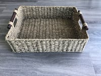 brown and black wicker basket Richmond Hill, L4C 0X4