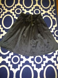 Medium black silky skirt Montreal, H3W 1K8