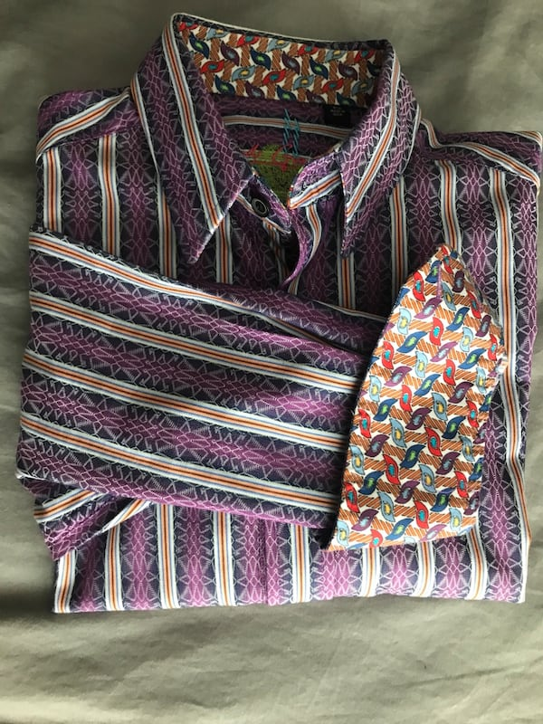 Robert Graham shirt - S 0