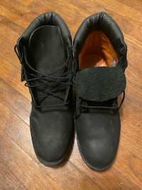 "6"" Black Timberland Boots Baltimore, 21215"