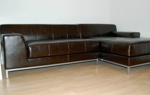 IKEA Kramfors Couch Chaise Lounge Sofa