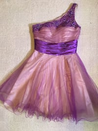 Beaded, tulle, satin dress Vaughan, L6A 1V2
