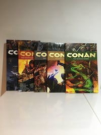 Conan Graphic Novels Mississauga, L5C