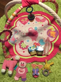 Play mat with extra accessories  Mission, 78572