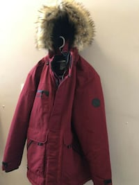L@@K ❤️ NZX HOODED PARKA IN PERFECT CONDITION