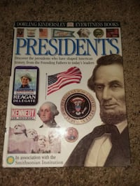 Presidents book Temple