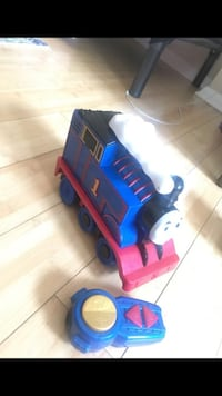Blue and red flipping thomas the train  Burtonsville, 20866